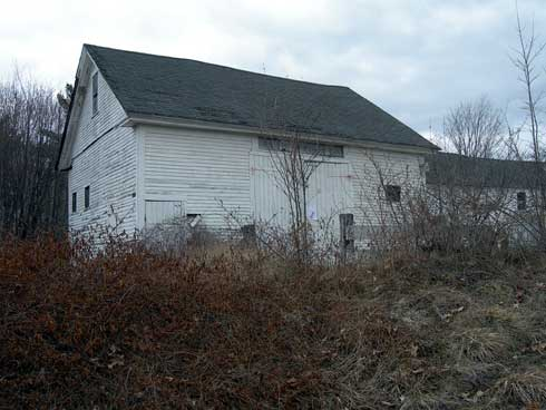 1700's Litchfield Road Barn Saved from Demolition
