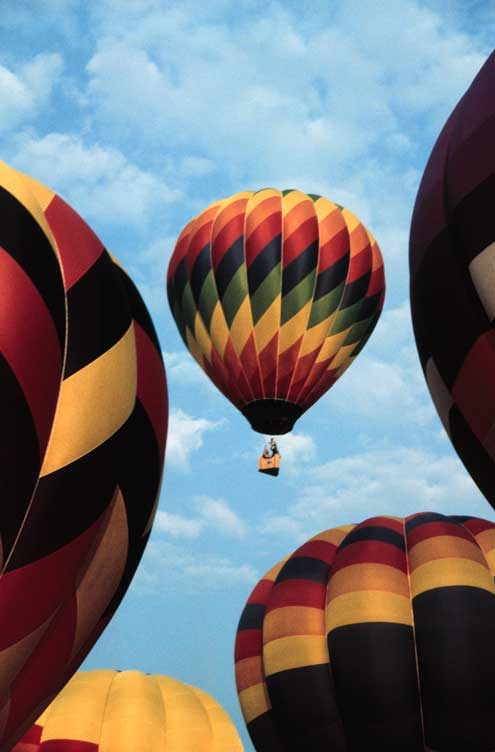 The Hillsborough Balloon Festival and Fair