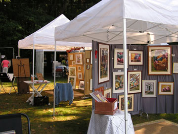 Londonderry Town Common Art Show