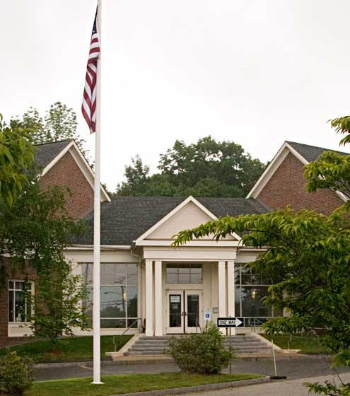Londonderry Leach Library