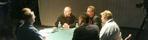 Londonderry Political Round Table on February 16th 2008