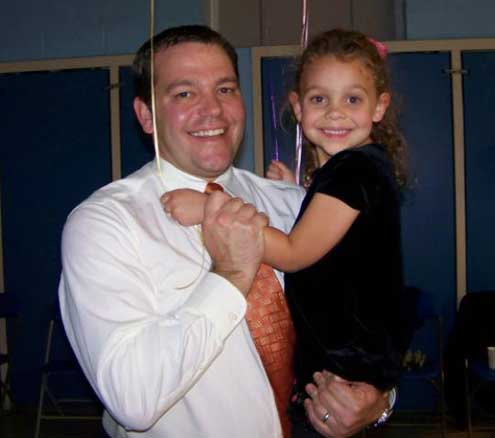 Father Daughter Dance. Father & Daughter Dance