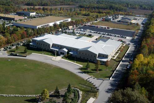 Londonderry, New Hampshire Armed Forces Reserve Center