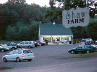 Shaw Farm Ice Cream Stand in Dracut, MA on Londonderry Hometown Online News