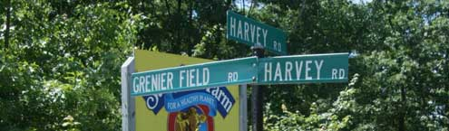 Harvey, Hardy and Hovey Roads just a few of the 50 road names 911 would like to be changed
