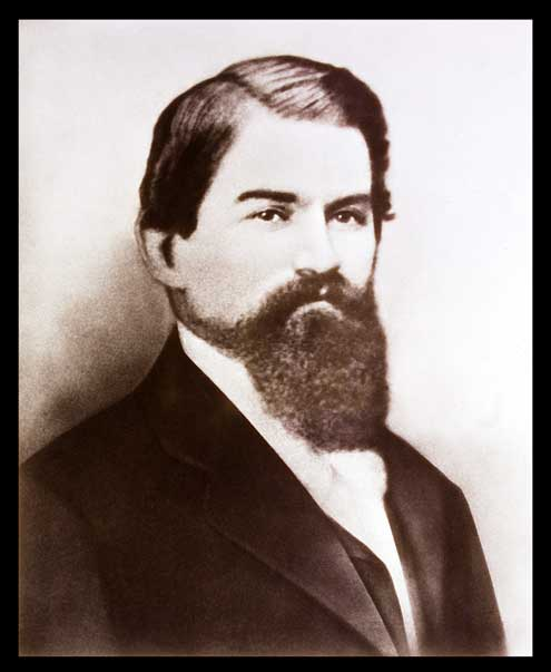 John Pemberton was the creator of the first Coca-Cola beverage.