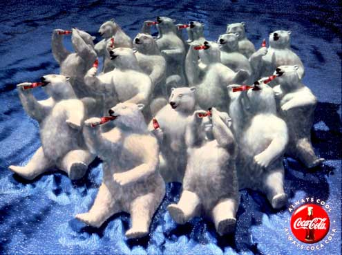 Coca-Cola Polar Bears