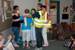 Moose Hill Students Learn Safety