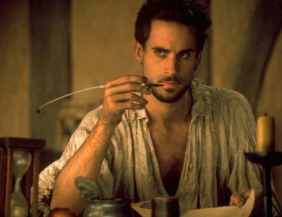 "This week I'm reviewing ""Shakespeare In Love"", a surprisingly good movie."