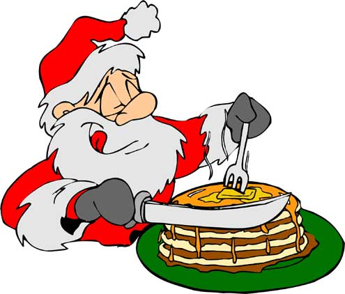 Santa Breakfast – Londonderry News
