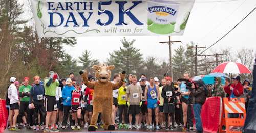 Stonyfield 5K Pictures