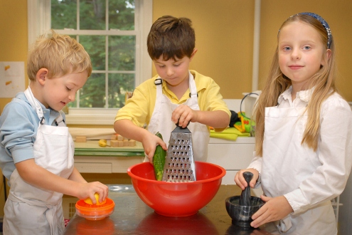 Children Cook Own Meals In Classroom Londonderry News
