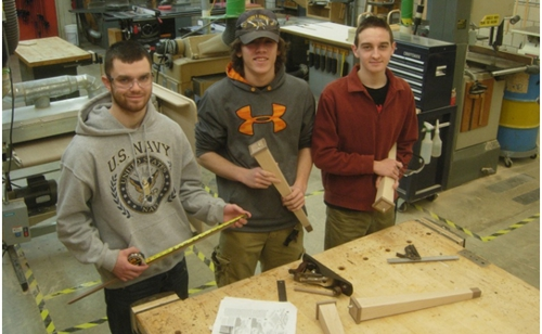 Woodshop Project Ideas For High School Local Students ...