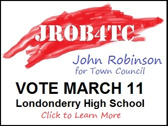 John Robinson for Town Council