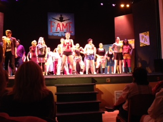 Fame Jr Opens At The Derry Opera House Londonderry News