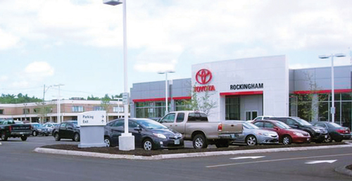 Toyota Salem Nh >> Two Dealerships Now Completed In Salem Nh Londonderry News