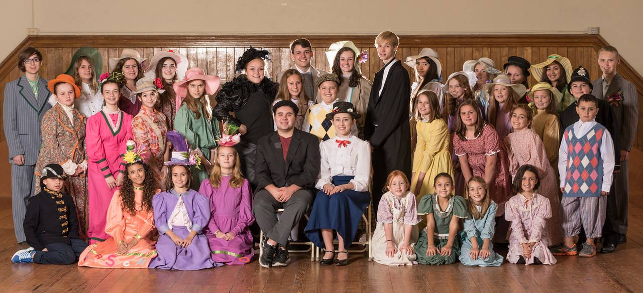 Kids Coop Presents Mary Poppins Londonderry News