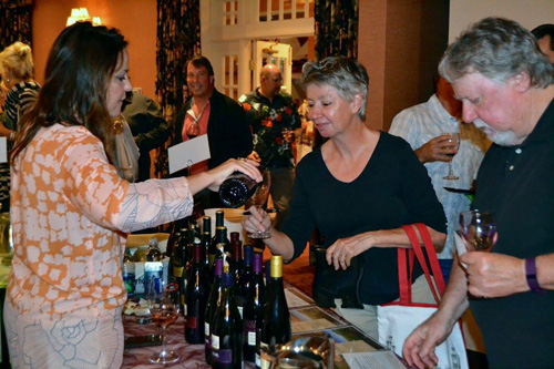 Girl Scouts To Benefit From Winnipesaukee Wine Festival